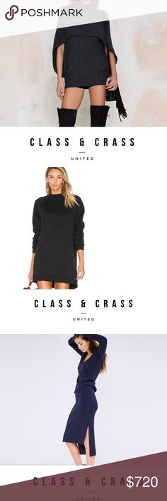 BRAND LAUNCH My new brand Class & Crass United will be launching spring 2017. I  so excited and honored to share this exciting event with my customers and friends. Class & Crass United is a affordable luxury day wear / street wear brand. Using metal and leather detail, Class & Crass United adds just the right amount of custom style to your staple piece collection. Sign up for customer list to become one of the first to have a piece from my collection. Class & Crass United Other