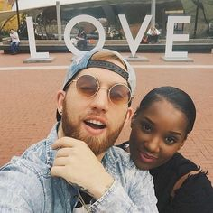 Super cute interracial couple #love #wmbw #bwwm #swirl #lovingday #relationshipgoals