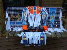 michelle reed grass dance outfit