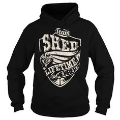 Team SHED Lifetime Member Dragon T-Shirts, Hoodies. SHOPPING NOW ==► https://www.sunfrog.com/Names/Team-SHED-Lifetime-Member-Dragon--Last-Name-Surname-T-Shirt-Black-Hoodie.html?id=41382