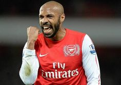 Thierry Henry vestirá los colores del Arsenal