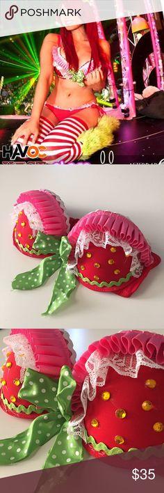 979db4d08f7 12 Best strawberry shortcake rave costume images