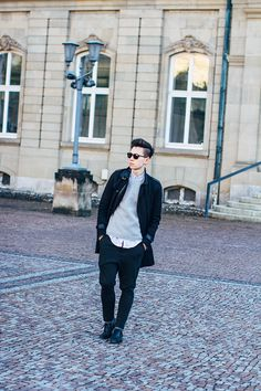 streetstyle munich the kooples trench coat