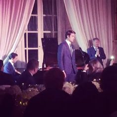 Impromptu concert with Andrea Bocelli's son who sings just like his father and @davidfoster all to celebrate their good friend @stefanoricciofficial 45th anniversary.  From Robb Report executive editor of style @jillnewman. . . . @robbreport #florence @andreabocelliofficial @pittimmagine #stefanoricci #italy #italian #fashion #palazzopitti #style #bocelli  via ROBB REPORT MAGAZINE OFFICIAL INSTAGRAM - Luxury  Lifestyle  Style  Travel  Tech  Gadgets  Jewelry  Cars  Aviation  Entertainment…