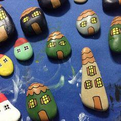 #houses #handmade