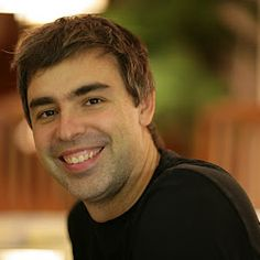 Larry Page, Co-Founder - Google