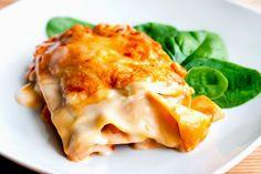 Mad på 4 sal: Grønsags lasagne