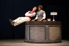 Rachel Hauck The Music Man - Rachel Hauck set design - Oregon Shakespeare Festival