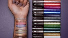 People think this makeup brand's tweet makes fun of something harmful Image: urban decay  By Rachel Thompson2016-08-26 11:05:12 UTC  LONDON  A tweet posted by Urban Decay has been heavily criticised on social media after people felt it referred to self-harm.  The makeup brand tweeted Ready for some Razor Sharp Swatches UDers? accompanied by an image of a models wrist with colour swatches.  The tweet about the brands Razor Sharp eyeliner  which has since been deleted  caused something of a…
