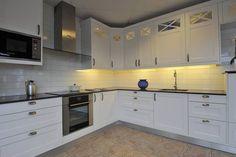 Åvik köket - Novaflex Kitchen Cabinets, Home Decor, Decoration Home, Room Decor, Cabinets, Home Interior Design, Dressers, Home Decoration, Kitchen Cupboards