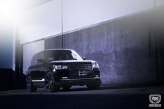 Range Rover Autobiography with Elite 7 DPE Wheels The New Range Rover, Supercar, Cars Motorcycles, Dream Cars, Wheels, Luxury
