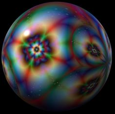 Website has lots of psychedelic pictures.