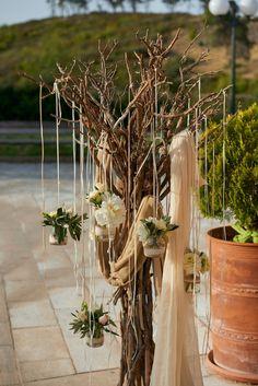 Greek Wedding, Wedding Ideas, Table Decorations, Weddings, Home Decor, Bodas, Grecian Wedding, Hochzeit, Wedding