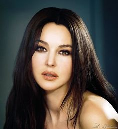 Monica Bellucci - Romantic + Star + Alabaster + Royal (Queen) Ethereal