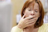 Sneezy Blues: Yawning and Rhinitis