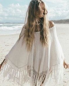 beach goddess in boho bohemian hippie gypsy style outfit. For more follow www.pinterest.com/ninayay and stay positively #inspired