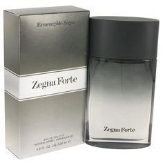Zegna Forte Eau De Toilette Spray By Ermenegildo Zegna