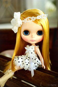 Blythe Doll Bohemian Peace  | มาโพสต์พริ้วๆ กับสาวผิว ...