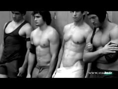 Dieux du Stade 2011.  This vid gives me serious dry mouth.