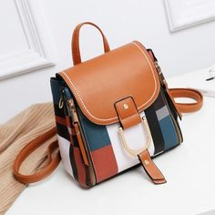Young Females Travel Back Bag
