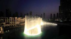 Dubai 2010- Fantana cantatoare (1)