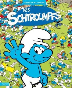 """""""The Smurfs"""" in French (the original language for the Smurfs! Pin On, My Youth, Disney Wallpaper, Smurfs, Comics, The Originals, Books, Fictional Characters, Amazon Fr"""
