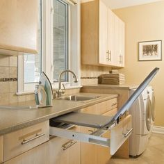 Counter Height In Laundry Room : 1000+ images about Laundry Room on Pinterest Laundry Rooms, Laundry ...