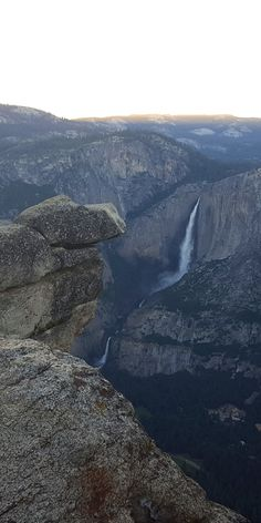A must stop on any visit to Yosemite is Glacier Point.