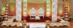 Everyone would dream of the day and therefore any compromise in the sacred, spiritual and religious events is unacceptable.  Though there are many events within the function, Indian Wedding Mandap is the main attraction for everyone.
