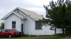 Okaihau Union Church New Zealand Church News, New Zealand, Shed, Outdoor Structures, Outdoor Decor, Home Decor, Decoration Home, Room Decor, Sheds