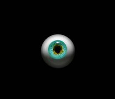 IN STOCK 14mm bjd eyes Caribbean Sea Bjd eyes