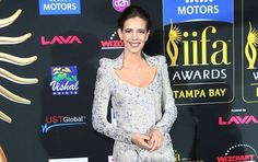 Top of our Worst Dressed list at IIFA 2014: Kalki Koechlin brought a frown to our face :(