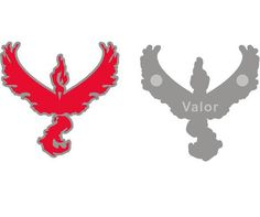 Hey, I found this really awesome Etsy listing at https://www.etsy.com/listing/464912377/pokemon-go-team-valor-lapel-pin