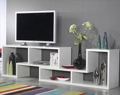 Bookcase w/ TV Stand