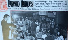 Hillbrow's revolving restaurant and disco – Johannesburg 1912 – Suburb by suburb research Top Restaurants, Night Club, South Africa, Image