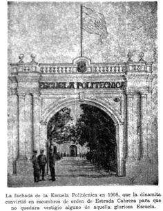 Historia Militar de Guatemala: Primer decreto de creación y reglamento de la Escuela Politécnica (1873)