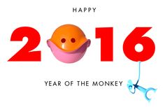 We wish all our friends and partners a happy and playful Year of the Monkey! Year Of The Monkey, Chinese New Year, Rubber Duck, Play, Friends, Happy, Kids, Design, Chinese New Years