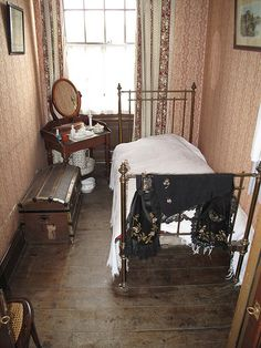 Victorian Servant's Room | by Ormrede