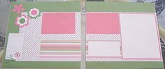 scrapbook layout Kids Girls, Layout, Scrapbook, Kit, Frame, Home Decor, Picture Frame, Decoration Home, Page Layout