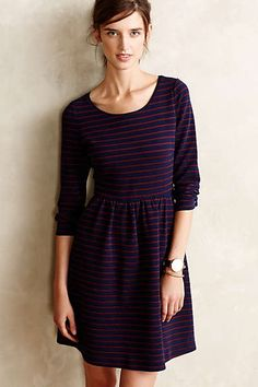 Anthropologie - Brenna Dress Looks better in person and on