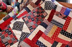 Quilts for veterans