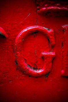 G is for GOD, and greatness, and gratitude, and grace, and giving, and good golly gosh ...