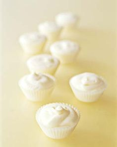 Frozen Lemon Mousse.    Refreshing frozen lemon treats are a perfect sweet ending after a hearty Easter dinner.
