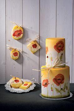 Aerografia su torte di pasta zucchero http://www.italiancakeart.com/default.asp?content=1,321,0,0,0,PG_INT_STENCIL_nuova,00.html