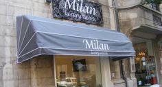 Copertine Parasolar Retractabile Marchiza Milan, Outdoor Decor