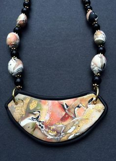 Weeks Donna Mokume Gane in Clay Beadfest