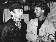 with Rudi van Dantzig