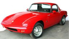 1967 lotus elan: Direct inspiration for the Mazda Miata. With my hard top on, the resemblance in uncanny.