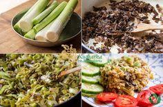 Kuchařka ze Svatojánu: RIZOTO S HOUBAMI A PÓRKEM