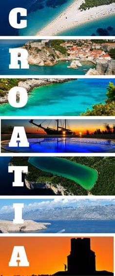 Our list of the absolute-must-do things to do in Croatia - a locals guide to what to do in #Croatia.